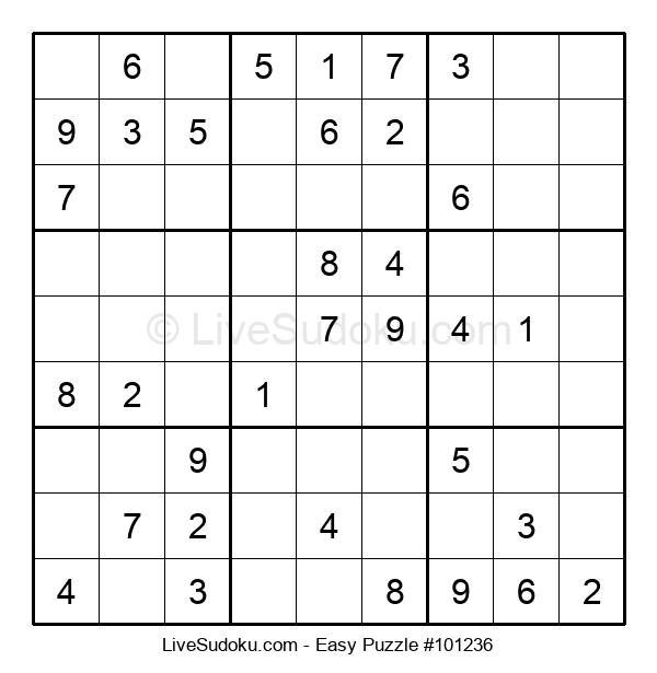 Beginners Puzzle #101236