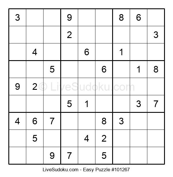 Beginners Puzzle #101267