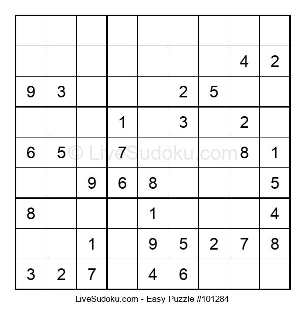 Beginners Puzzle #101284