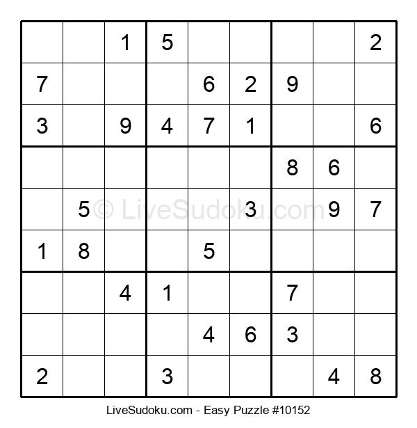 Beginners Puzzle #10152
