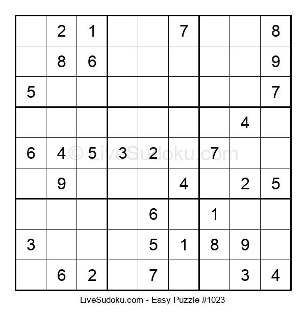 Beginners Puzzle #1023