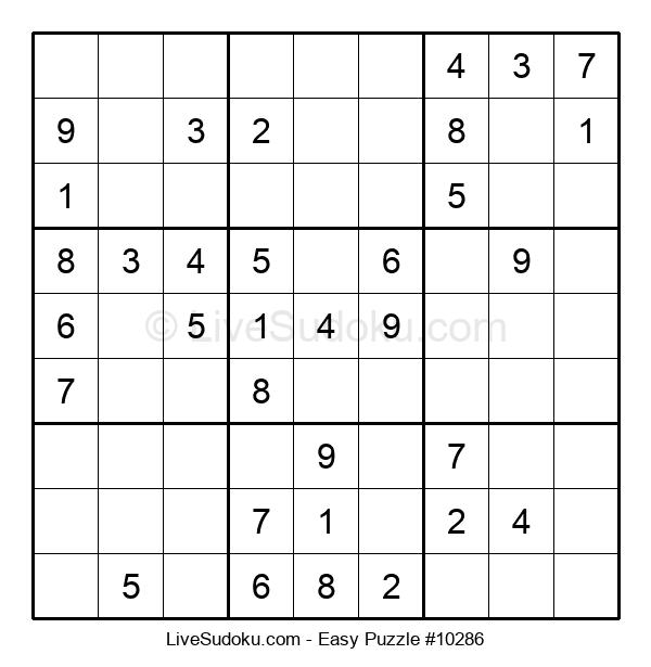 Beginners Puzzle #10286