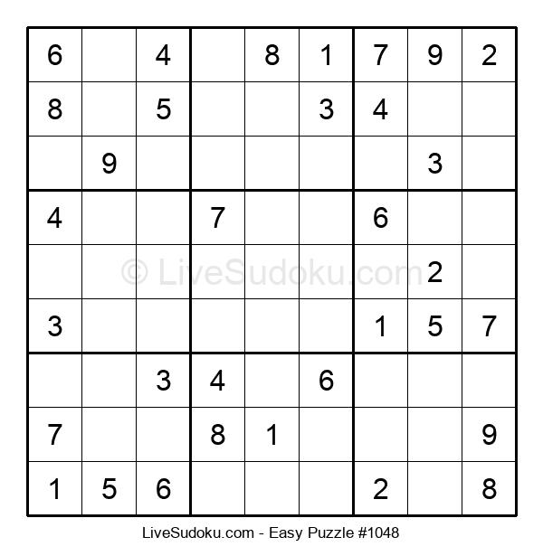 Beginners Puzzle #1048