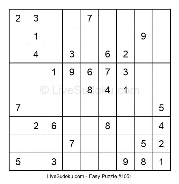 Beginners Puzzle #1051