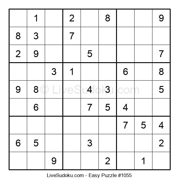 Beginners Puzzle #1055