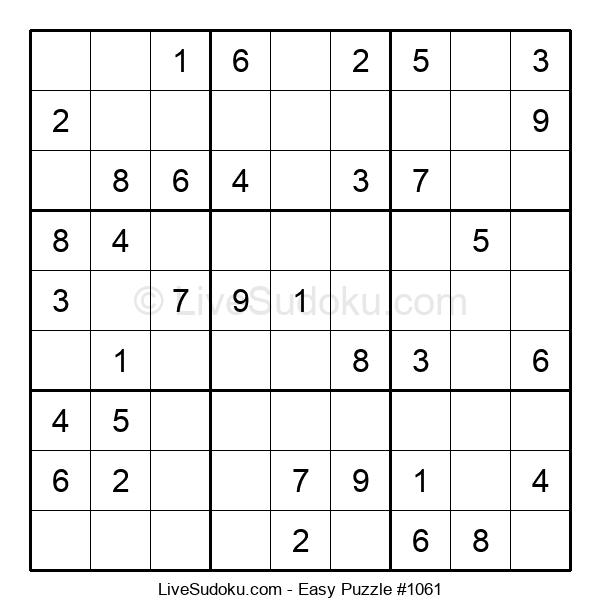 Beginners Puzzle #1061