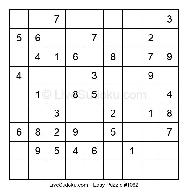 Beginners Puzzle #1062