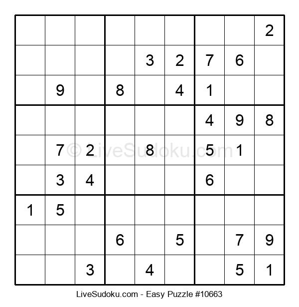 Beginners Puzzle #10663