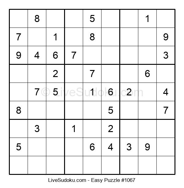 Beginners Puzzle #1067