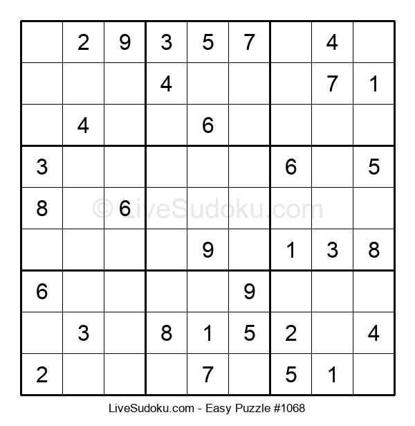 Beginners Puzzle #1068