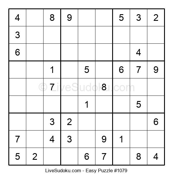 Beginners Puzzle #1079
