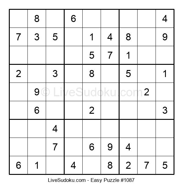 Beginners Puzzle #1087