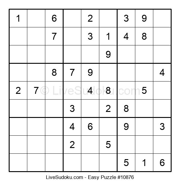 Beginners Puzzle #10876