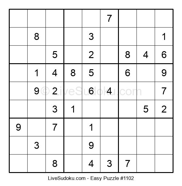 Beginners Puzzle #1102