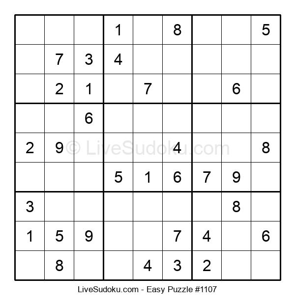 Beginners Puzzle #1107