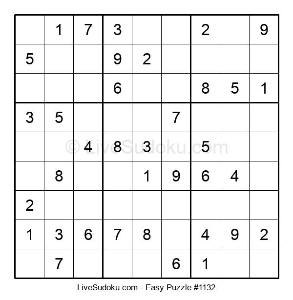 Beginners Puzzle #1132