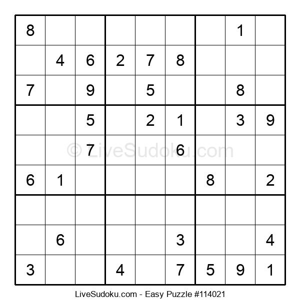 Beginners Puzzle #114021