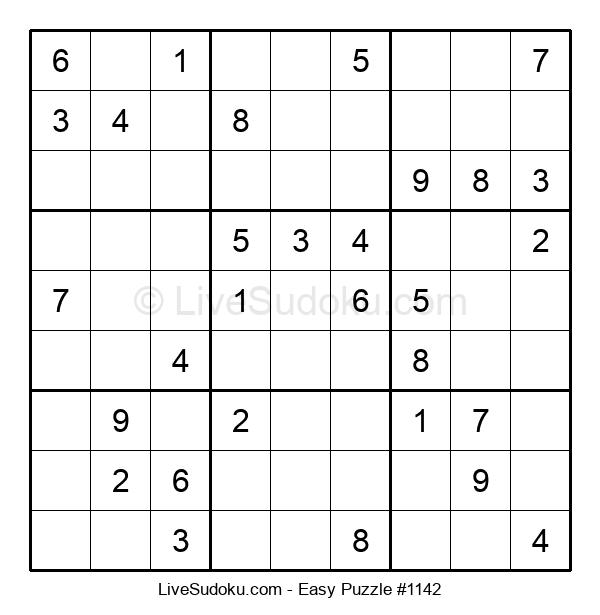 Beginners Puzzle #1142