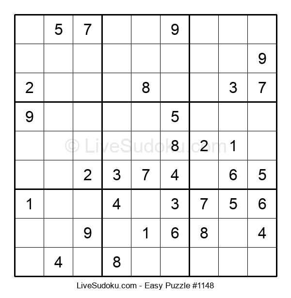 Beginners Puzzle #1148