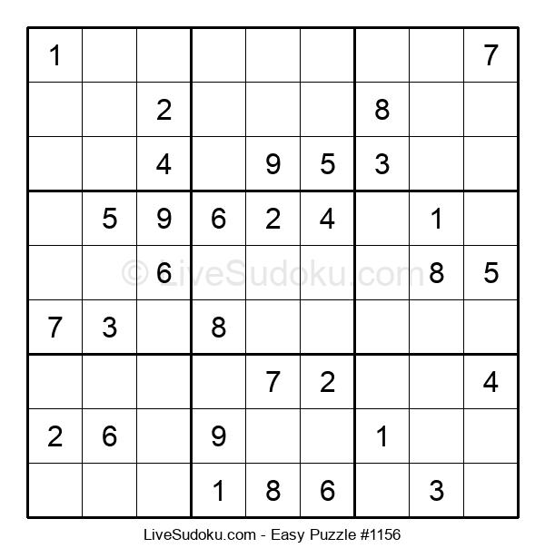 Beginners Puzzle #1156