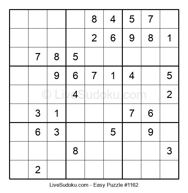 Beginners Puzzle #1162