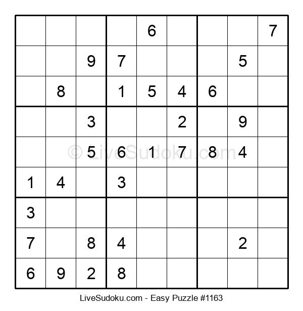 Beginners Puzzle #1163