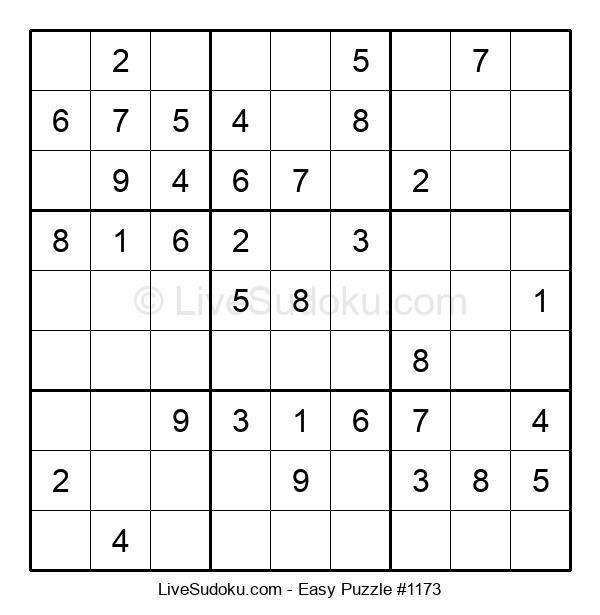 Beginners Puzzle #1173