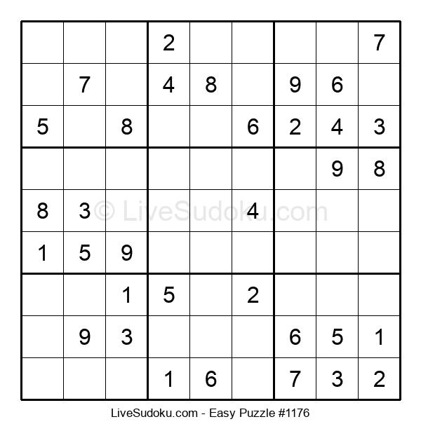 Beginners Puzzle #1176