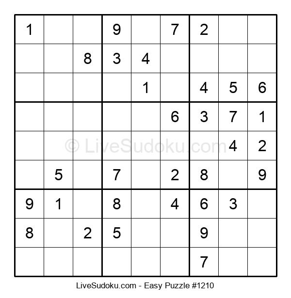 Beginners Puzzle #1210