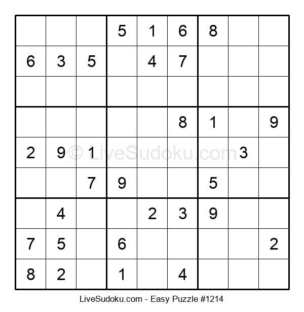 Beginners Puzzle #1214