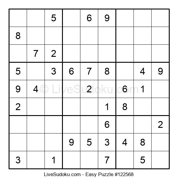 Beginners Puzzle #122568