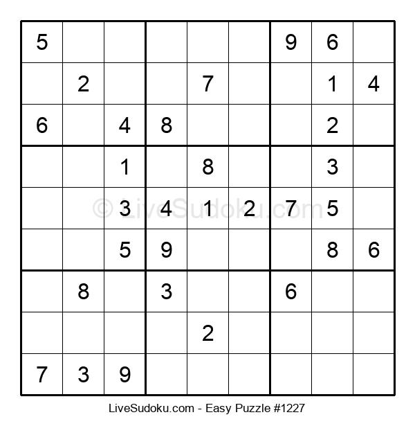 Beginners Puzzle #1227