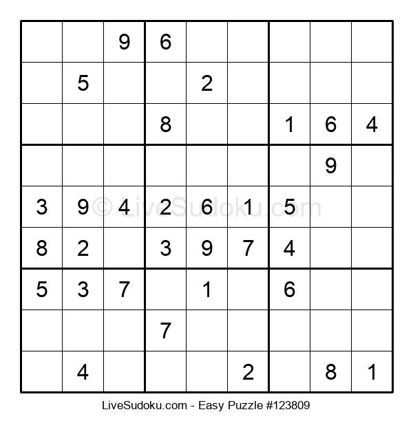 Beginners Puzzle #123809