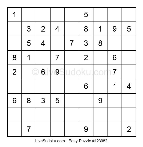 Beginners Puzzle #123982