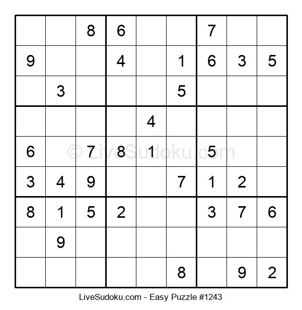 Beginners Puzzle #1243