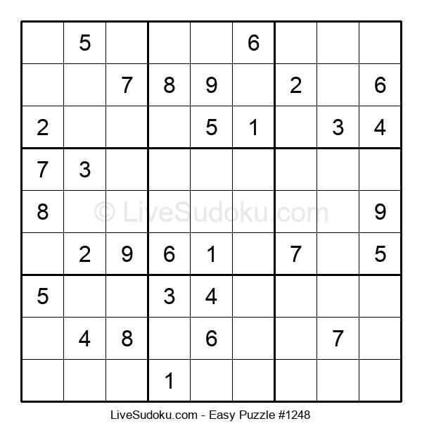 Beginners Puzzle #1248
