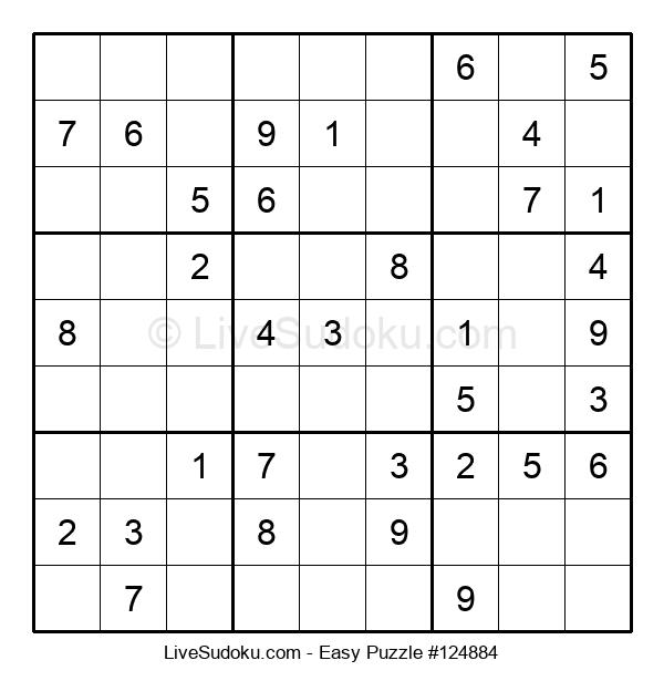 Beginners Puzzle #124884