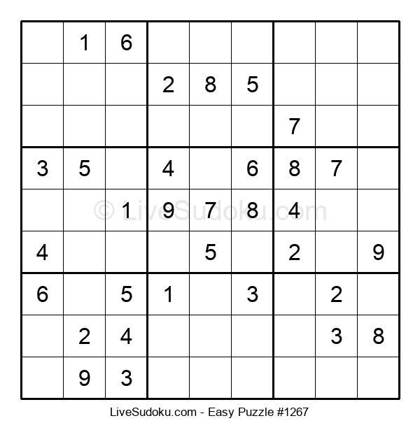 Beginners Puzzle #1267