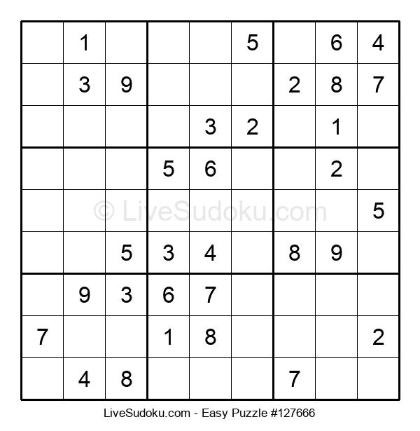 Beginners Puzzle #127666