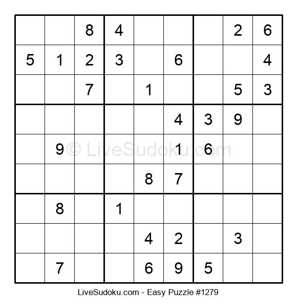 Beginners Puzzle #1279