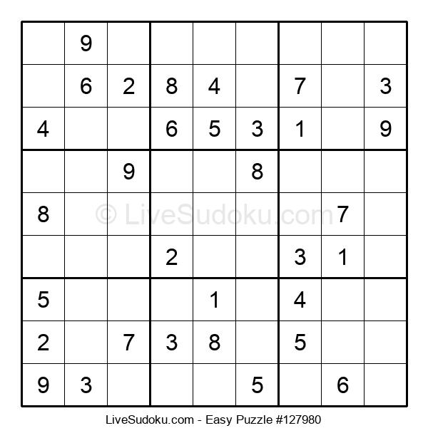 Beginners Puzzle #127980