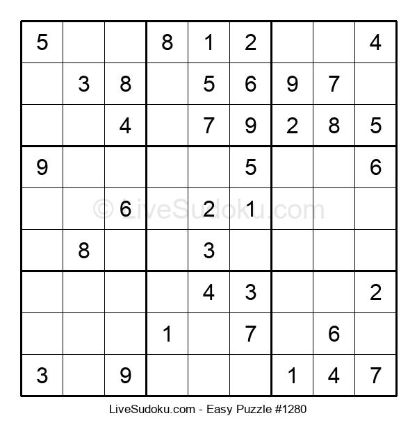 Beginners Puzzle #1280