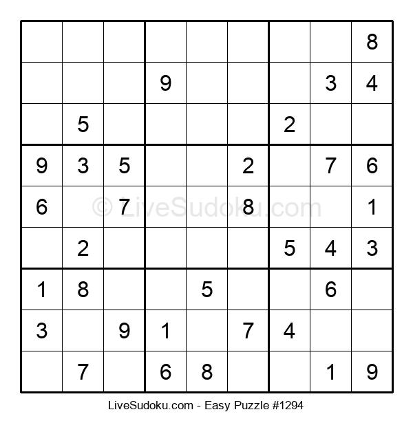 Beginners Puzzle #1294