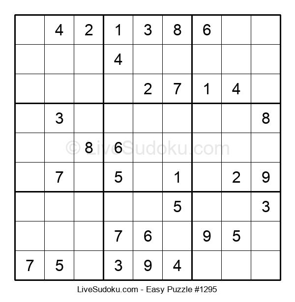Beginners Puzzle #1295