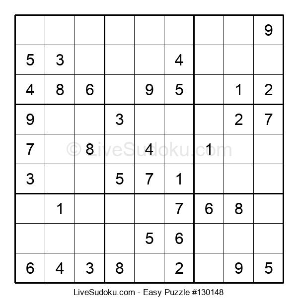 Beginners Puzzle #130148