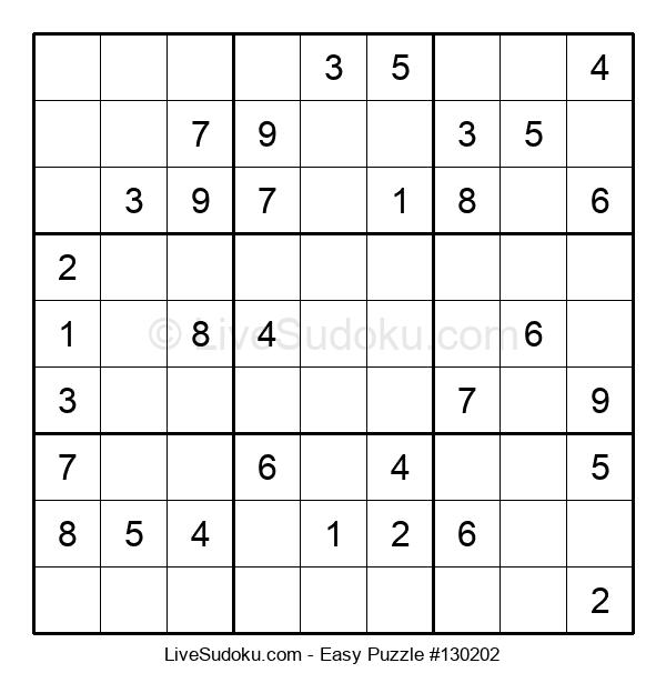 Beginners Puzzle #130202
