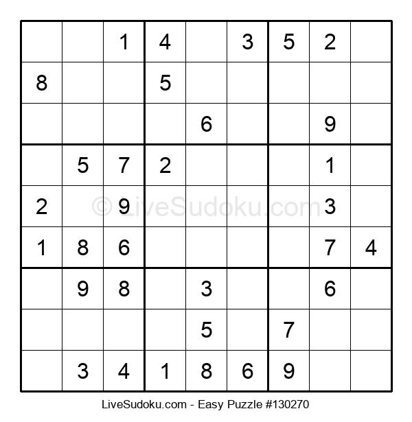 Beginners Puzzle #130270