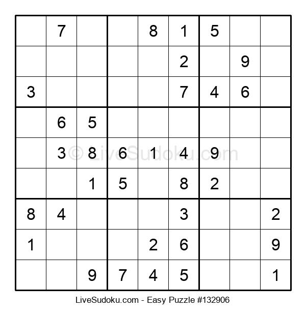 Beginners Puzzle #132906