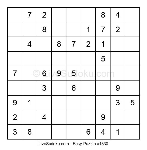 Beginners Puzzle #1330