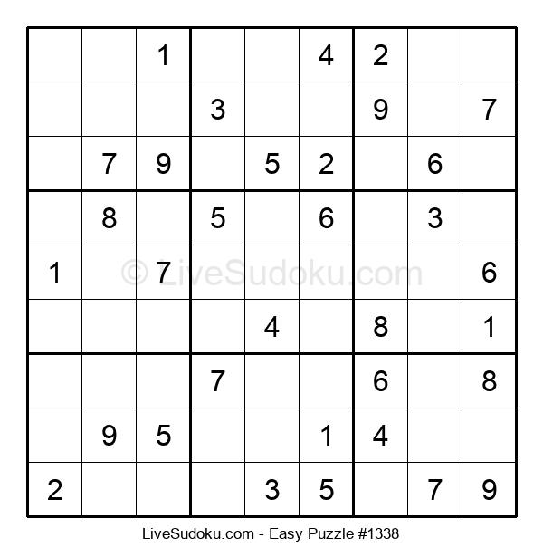 Beginners Puzzle #1338